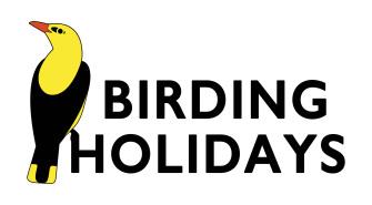 Birding Holidays Logo