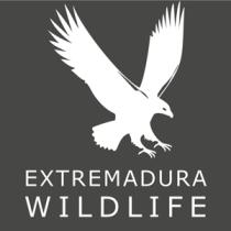 Extremadura wildlife logo
