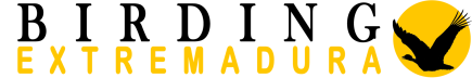 Birding Extremadura Logo